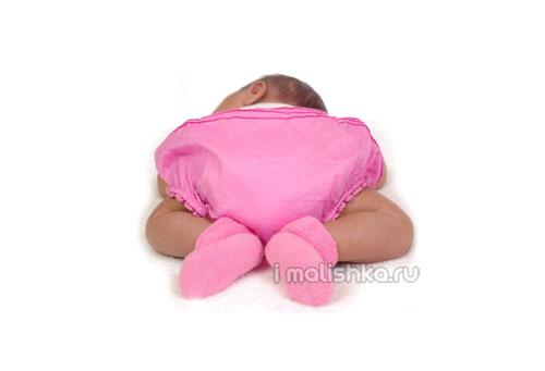 Трусики для широкого пеленания ребенка