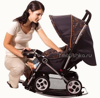 Как гулять с новорожденным?