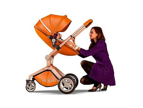 Сколько можно гулять с новорожденным весной и осенью?