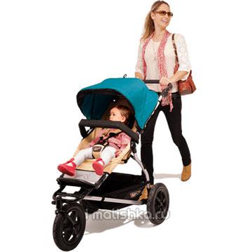 Когда можно гулять с новорожденным?