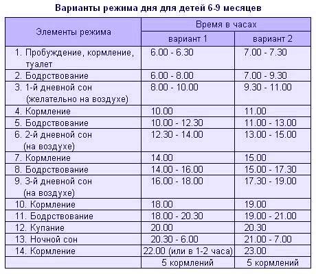 rasporyadok-dnya-grudnichka-po-mesyacam-8