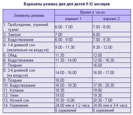 rasporyadok-dnya-grudnichka-po-mesyacam-9