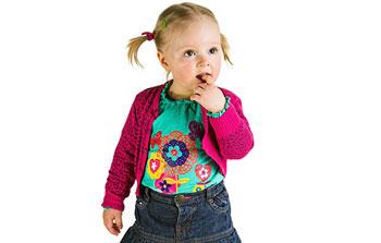 Ребенок 3 года грызет ногти